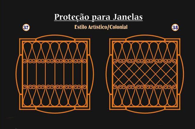 .: Ferroart Serralheria - (41) 3367-1715 - Curitiba - PR :.