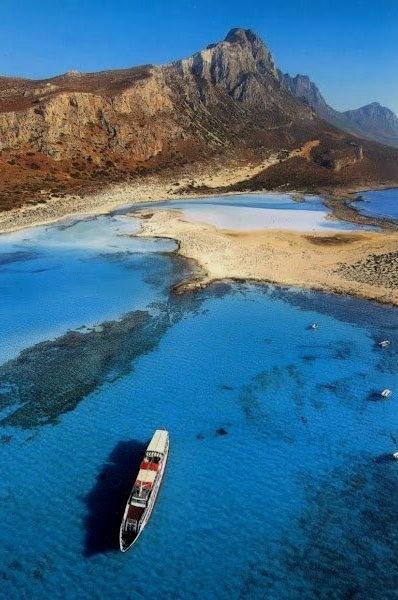 Gramvousa, Crete.