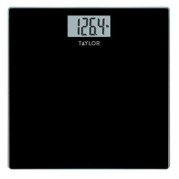 38+ Taylor digital bathroom scale info