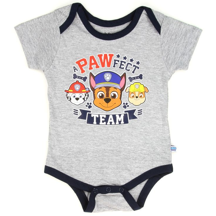 Baby Boy Paw Patrol Onesie