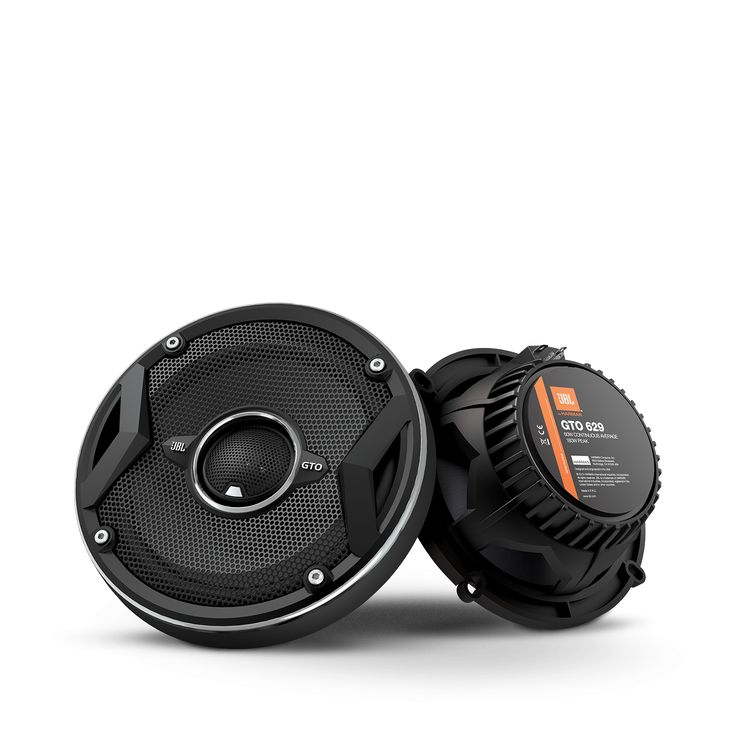 JBL GTO629 refurbished Black-GLOBAL  JBL GTO Series high-fidelity automotive speakers feature innovative technologies that we've engineered for the environment and conditions in today's cars to deliver exceptional sound. Using patented carbon-injected Plus One woofer cones fiberglass reinforced plastic (FRP) frames butyl rubber surrounds and fabric tweeter diaphragms GTO Series automotive speakers are the ideal upgrade to any car's audio system. GTO Series speakers including component…