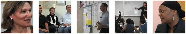 Excellent videos of math lessons in several different classrooms. Also shows students work samples.