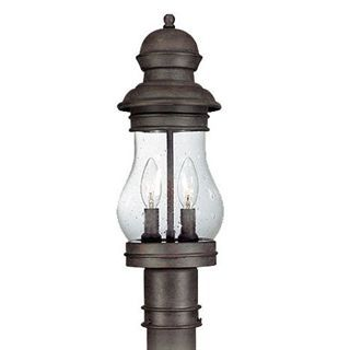 481 best outdoor post lighting images on pinterest outdoor lamp hyannis exterior port 2 light post lantern by troy lighting mozeypictures Image collections