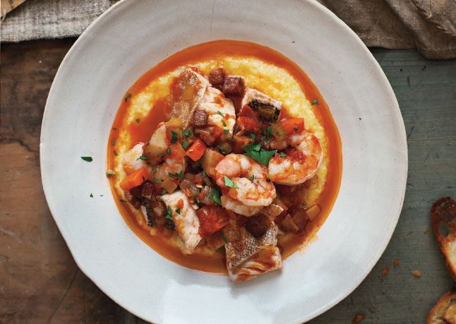Bacon-Infused Carolina Fish Muddle | Recipe | Chicken and ...