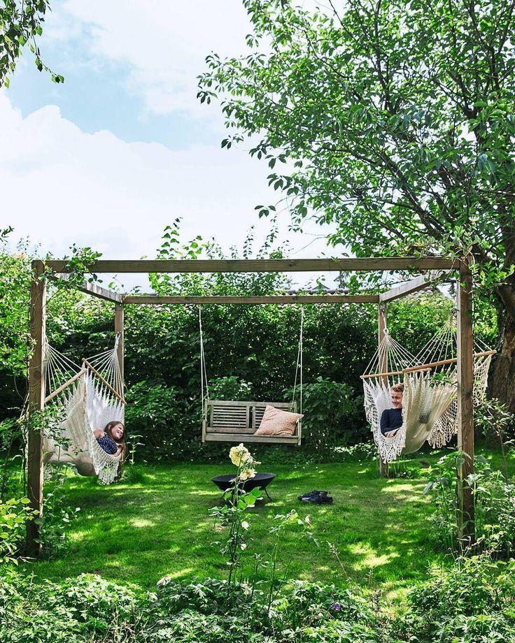 36 Erstaunliche Gartenstruktur-Design-Ideen
