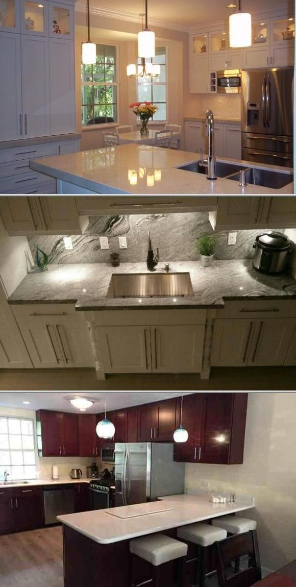 For Kitchen Cabinet Refacing, Hire Maryu0027s Kitchens. This Kitchen Cabinet  Maker Uses Solid Wood