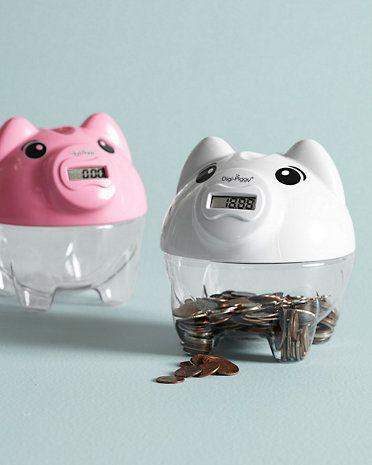 Digi-Piggy® #piggybank