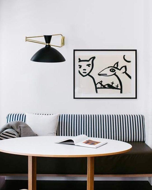 Arent Pyke Studio | Bronte Beach House Nook | Noah Taylor Art