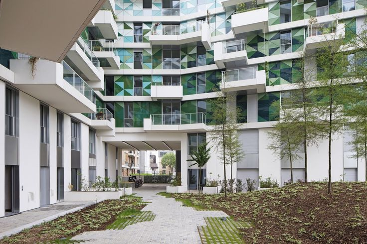 Gallery of 'UNIK' Apartments / Beckmann-N'thepe Architectes - 7