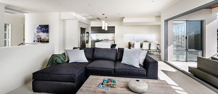 panorama living room | APG Homes
