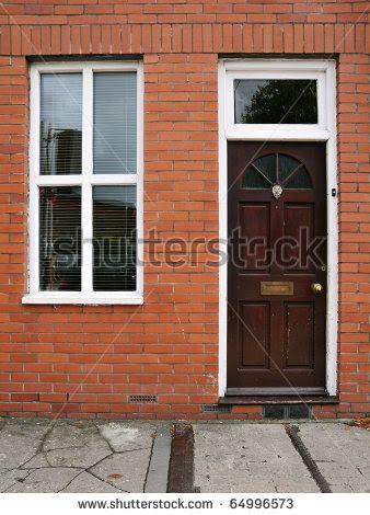 front door color for orange brick house google search home decor pinterest colors. Black Bedroom Furniture Sets. Home Design Ideas