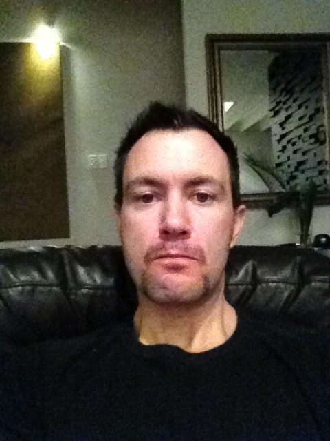 Day five of Mo Gordo - Movember 2012 :)