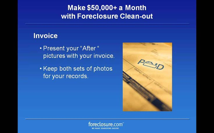 Starting a Foreclosure Property Cleaning Service – Sample Business Plan Template