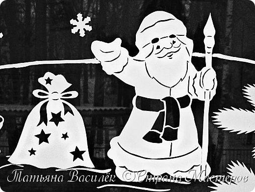 """В этом году Управление образования нашего города объявило тему новогоднего оформления образовательных учреждений """"Сказка"""". Школы и детские сады выбирали сказки, в стиле которых будут  создаваться украшения. Нашему садику """" Колобок """", само название подсказало, какую  сказку взять для новогоднего оформления))) фото 9"""