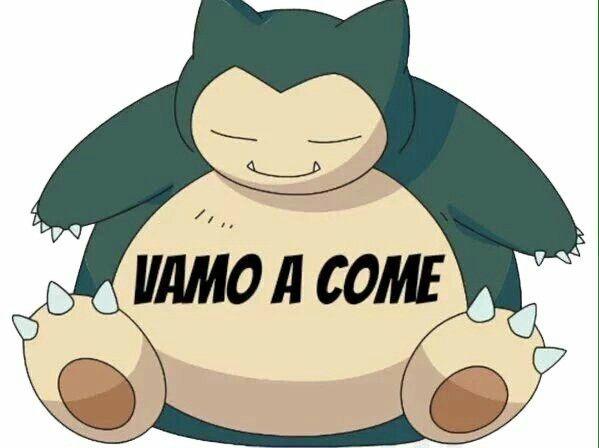 Vamo_a_come_kawaii_Especial_Snorlax