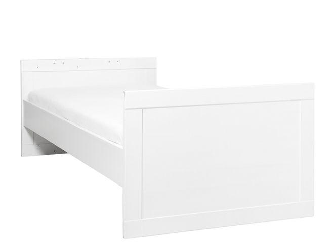 OMVORMBAAR BED COBI WHITE