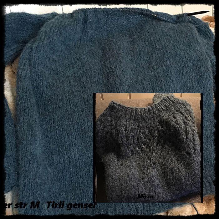 Tiril genser
