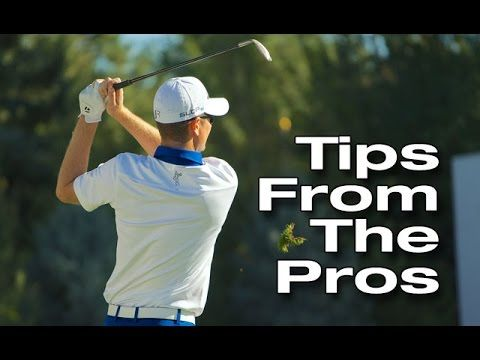 Golf Tips from PGA TOUR Players