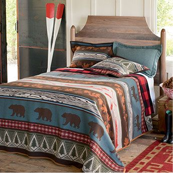 900 best Pendleton Beds, Pendleton Blankets images on Pinterest ... : pendleton quilts - Adamdwight.com