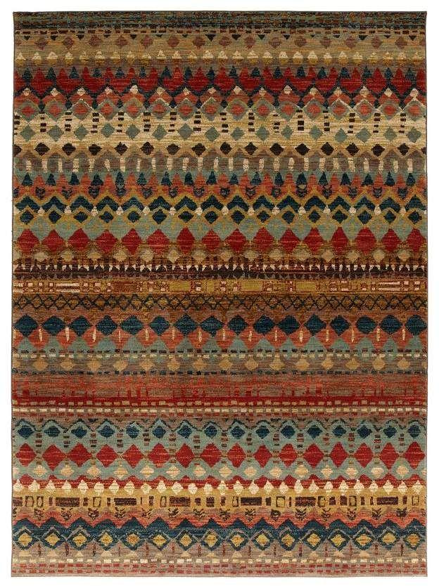 Karastan Spice Market Saigon Area Rug 5 3 X 7 10 Area Rugs Transitional Decor Karastan