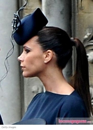 Find This Pin And More On Royal Wedding Hats Victoria Beckham