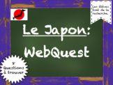 Le Japon - WebQuest