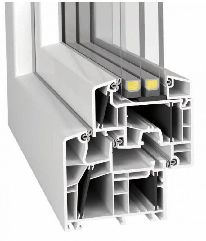 Profil aluplast ideal 8000 energeto kunststofffenster for Kunststofffenster einstellen