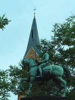 Bambergs Kaiser-Ulanen - Bamberg-Guide.de | tourismus stadtführung hotels restaurants bier basketball fussball veranstaltungen kultur und mehr!