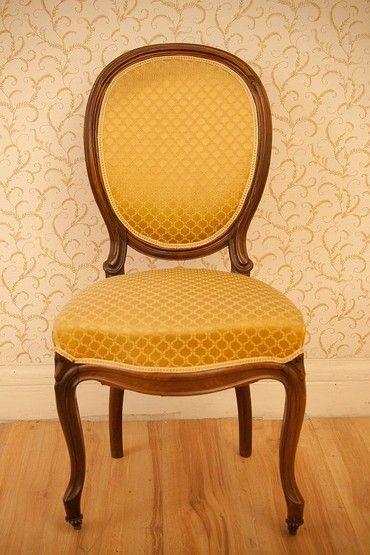 «BersoАнтик» - Антикварный диван с двумя креслами