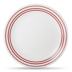 Dinner Plates 10.25in Ruby Red Set of 6 - Corelle®