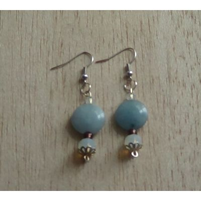 #Aquamarine and #opals #e..