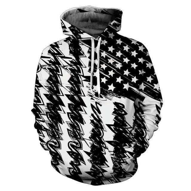 Mr.1991INC New Fashion Hooded Sweatshirt Men/women Hooded Hoodies 3d P