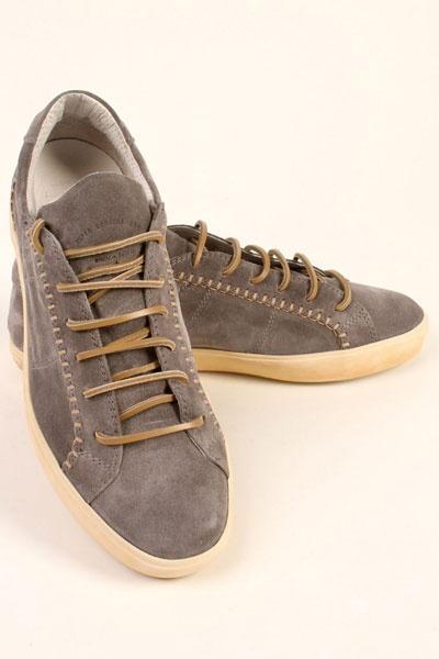 Pantofola d'Oro Del Bello Low Indian Grey   Cult Edge