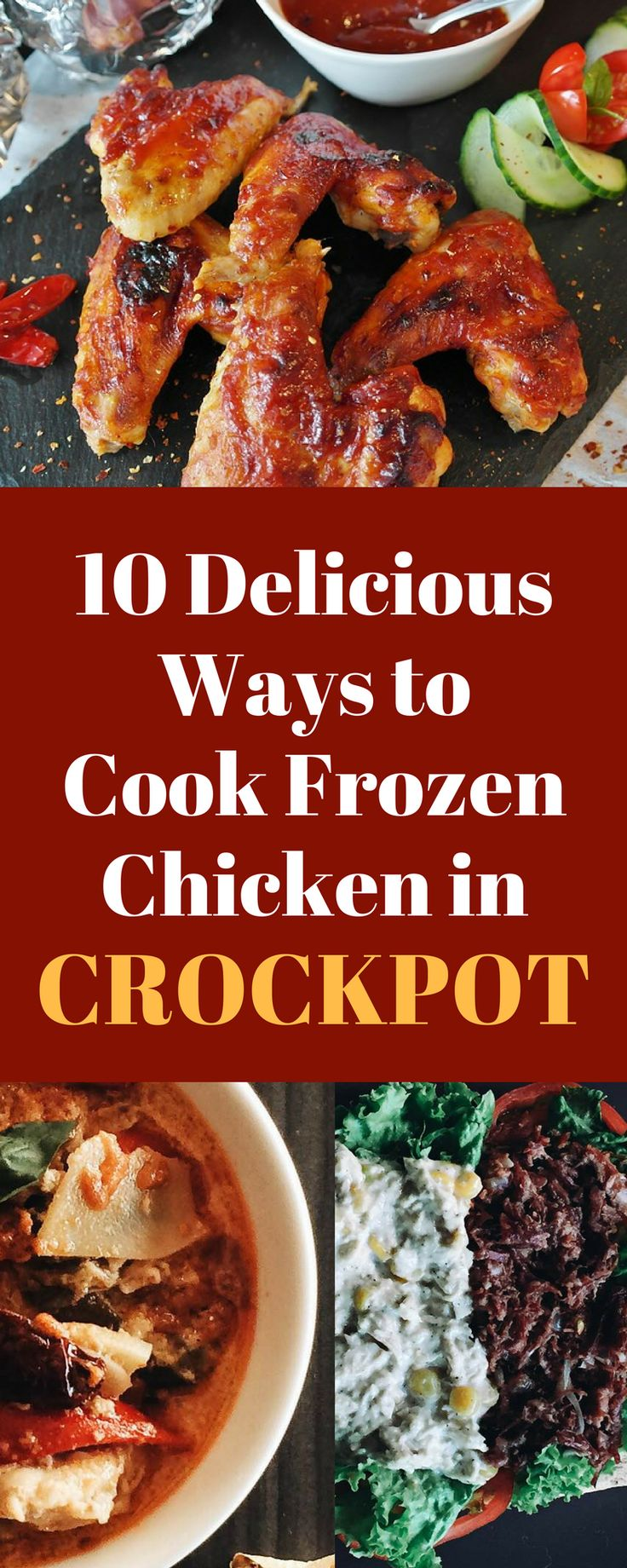 10 reasons you should be cooking with frozen chicken breasts They're a frugal shoppers delight! Costco sells a lb. bag of frozen chicken breasts for $