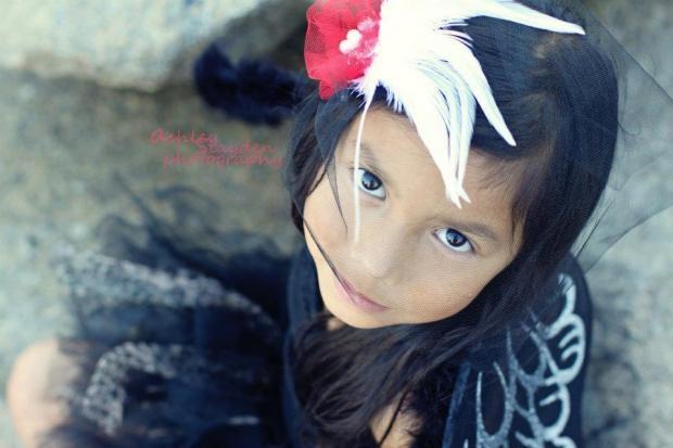 punk princess bowtique veil = ADORABLE!