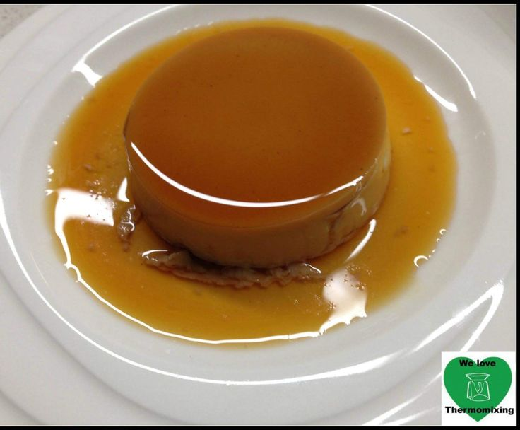 Recipe Creme Caramel by We Love Thermomixing - Recipe of category Desserts & sweets