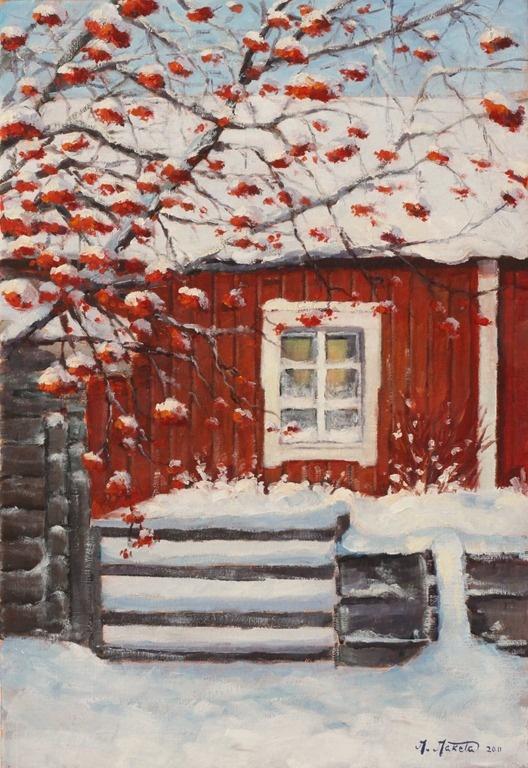 Markku's art