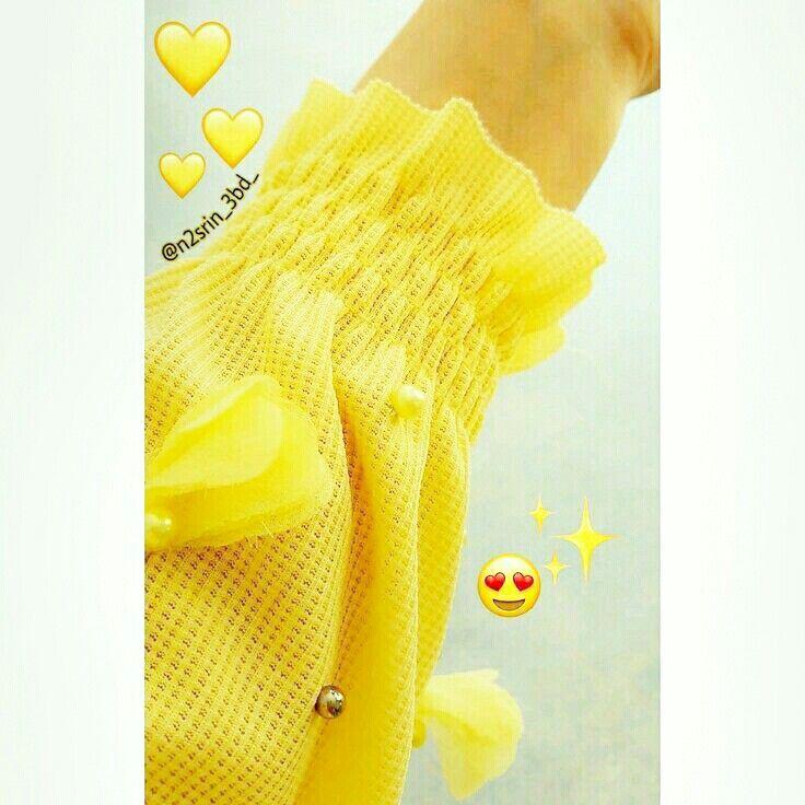الفتاة التي تحب اللون الاصفر هي من سيدات الأناقه Crochet Hats Beautiful Words Crochet