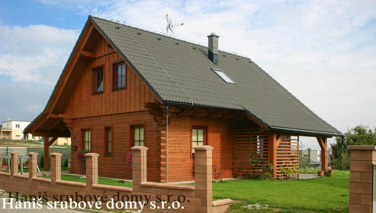 Roubenka Zuzana Srubové domy Haniš s.r.o.