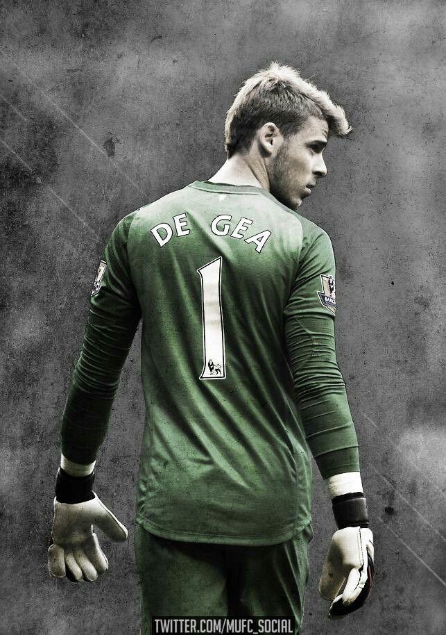 David De Gea MUFC