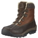 Timberland Men's Woodbury Faux Shearling Boot,Brown,10.5 M US (Apparel)