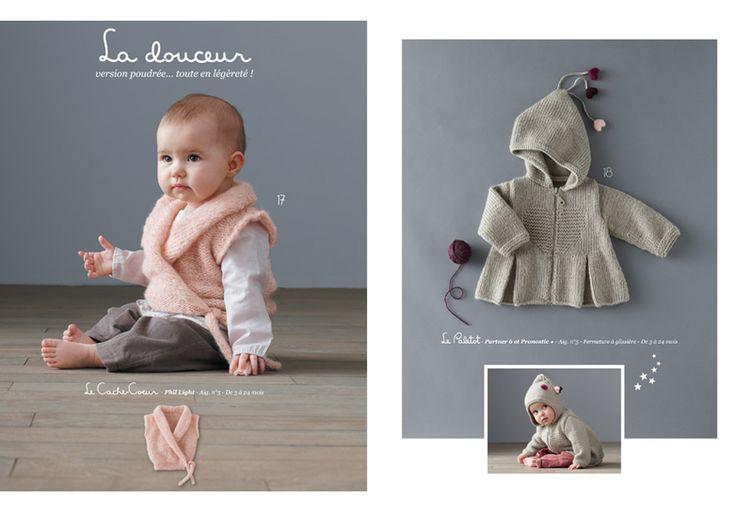 Catalogue tricotez calin n°74 - Catalogues Layette - Phildar