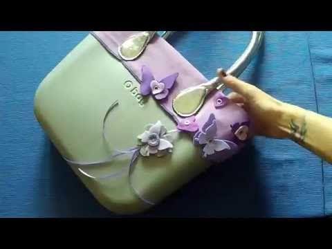 O BAG: COME REALIZZARE GLI ACCESSORI PARTE 1 - YouTube