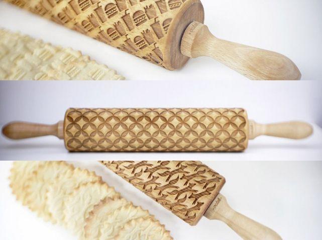 Esty rouleaux pâtisserie motifs