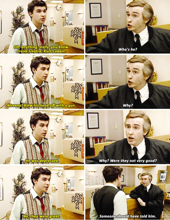 "Most of the time: | 27 ""I'm Alan Partridge"" Quotes That Will Give You The Last Laugh"