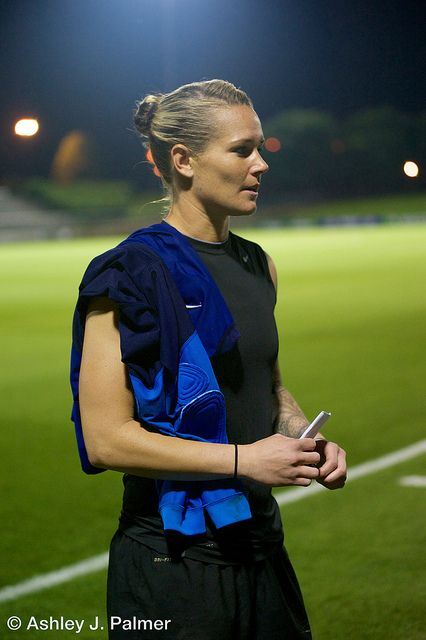 Ashlyn Harris by Ashley J. Palmer, via Flickr