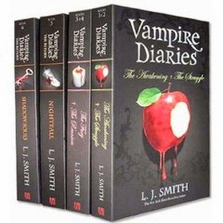 The Vampire Diaries Series 13 PDF Books Free Download