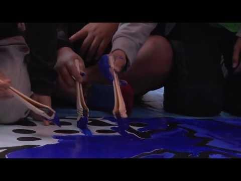 Adidas Sky Comic: making of