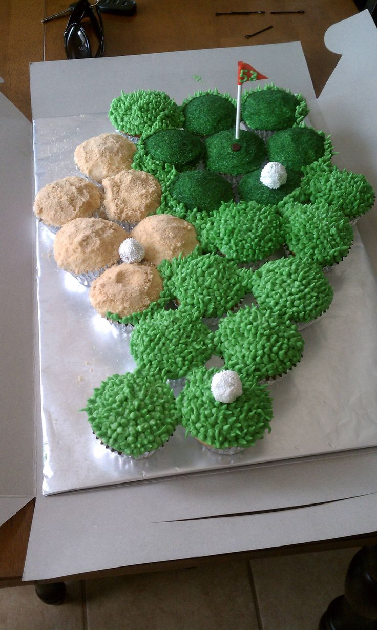 I want to modify this idea to make the cupcakes Settlers of Catan-y and then bring it to game night.