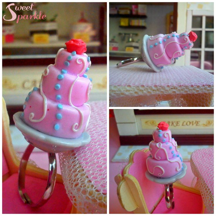 wedding Pink cake